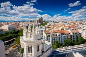 Madrid-spanija