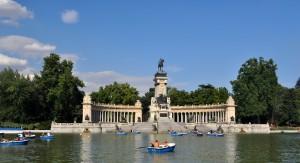 Madrid_ParqueRetiro_Estanque